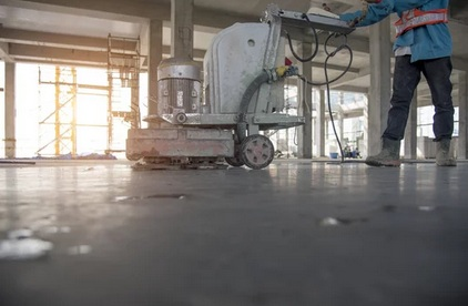 Different Options For Polished Concrete Floors